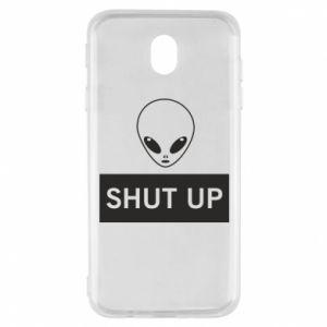 Etui na Samsung J7 2017 Hsut up Alien