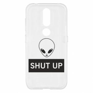 Etui na Nokia 4.2 Hsut up Alien