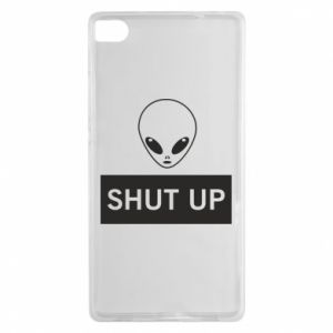 Etui na Huawei P8 Hsut up Alien
