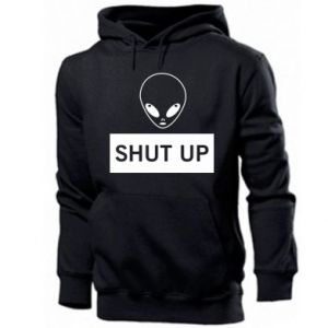 Men's hoodie Hsut up Alien
