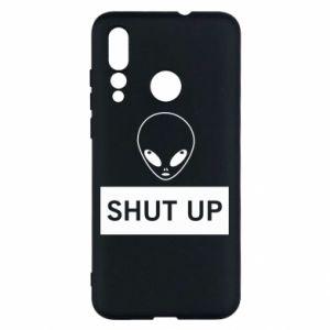 Etui na Huawei Nova 4 Hsut up Alien