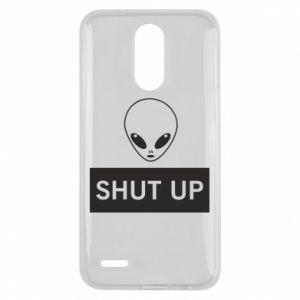 Etui na Lg K10 2017 Hsut up Alien