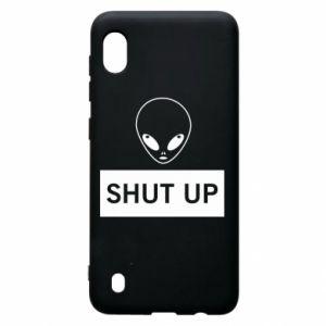 Etui na Samsung A10 Hsut up Alien