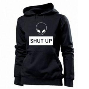 Women's hoodies Hsut up Alien