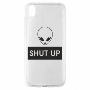 Etui na Huawei Y5 2019 Hsut up Alien