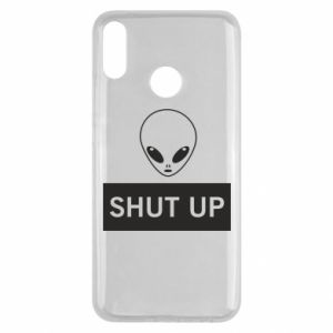 Etui na Huawei Y9 2019 Hsut up Alien