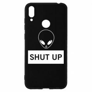 Etui na Huawei Y7 2019 Hsut up Alien