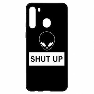 Etui na Samsung A21 Hsut up Alien