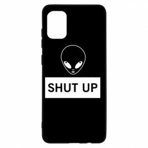 Etui na Samsung A31 Hsut up Alien