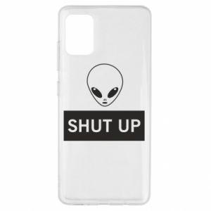 Etui na Samsung A51 Hsut up Alien