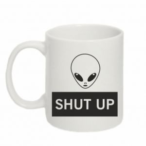 Kubek 330ml Hsut up Alien