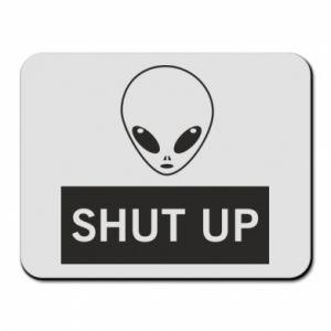 Podkładka pod mysz Hsut up Alien