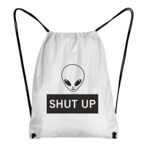 Backpack-bag Hsut up Alien