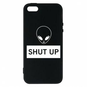 Etui na iPhone 5/5S/SE Hsut up Alien