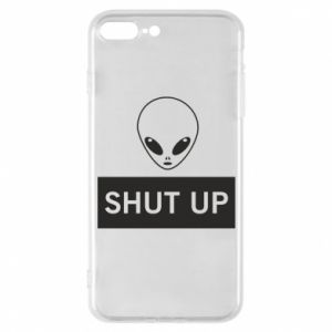 Etui na iPhone 7 Plus Hsut up Alien
