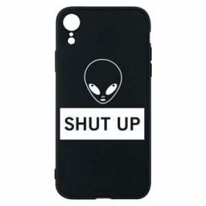 Etui na iPhone XR Hsut up Alien