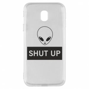 Phone case for Samsung J3 2017 Hsut up Alien