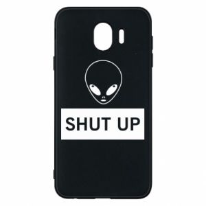 Phone case for Samsung J4 Hsut up Alien