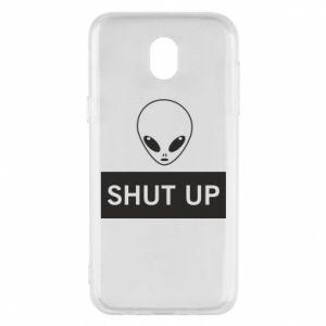 Phone case for Samsung J5 2017 Hsut up Alien