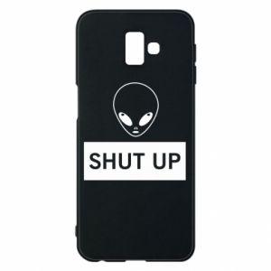 Etui na Samsung J6 Plus 2018 Hsut up Alien