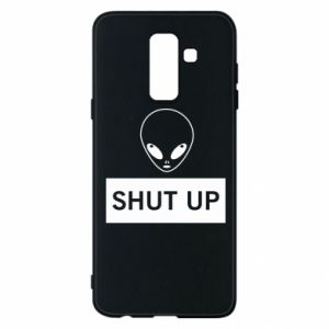 Etui na Samsung A6+ 2018 Hsut up Alien