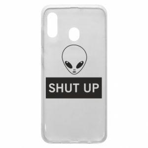 Etui na Samsung A20 Hsut up Alien