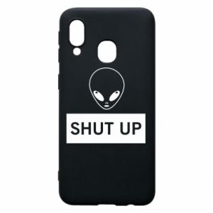 Etui na Samsung A40 Hsut up Alien