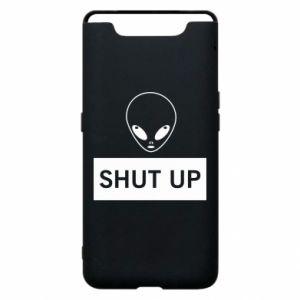 Phone case for Samsung A80 Hsut up Alien