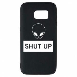 Phone case for Samsung S7 Hsut up Alien