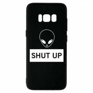 Phone case for Samsung S8 Hsut up Alien