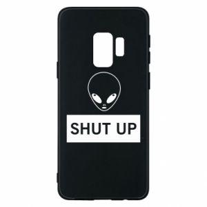 Phone case for Samsung S9 Hsut up Alien