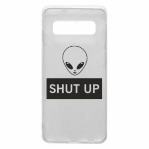 Phone case for Samsung S10 Hsut up Alien