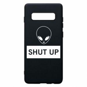 Phone case for Samsung S10+ Hsut up Alien