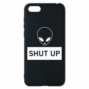 Phone case for Huawei Y5 2018 Hsut up Alien