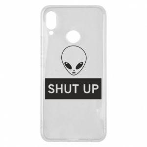 Etui na Huawei P Smart Plus Hsut up Alien