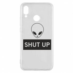 Phone case for Huawei P20 Lite Hsut up Alien