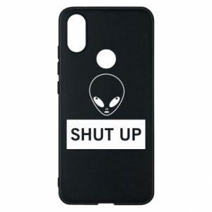 Phone case for Xiaomi Mi A2 Hsut up Alien