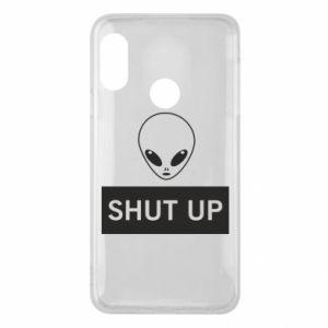 Phone case for Mi A2 Lite Hsut up Alien