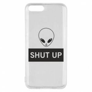 Phone case for Xiaomi Mi6 Hsut up Alien
