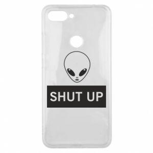 Phone case for Xiaomi Mi8 Lite Hsut up Alien