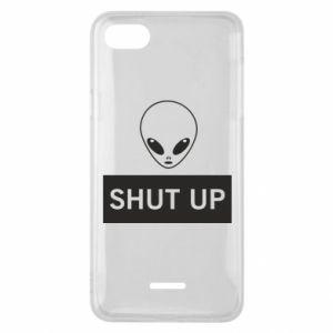 Phone case for Xiaomi Redmi 6A Hsut up Alien