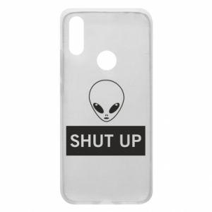 Phone case for Xiaomi Redmi 7 Hsut up Alien