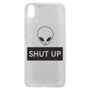 Phone case for Xiaomi Redmi 7A Hsut up Alien