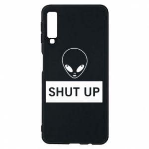 Etui na Samsung A7 2018 Hsut up Alien