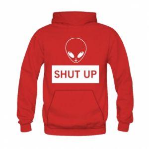 Bluza z kapturem dziecięca Hsut up Alien
