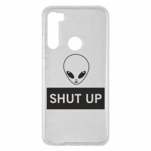 Etui na Xiaomi Redmi Note 8 Hsut up Alien