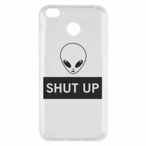 Xiaomi Redmi 4X Case Hsut up Alien
