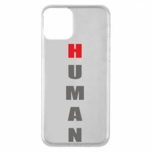 Etui na iPhone 11 Human