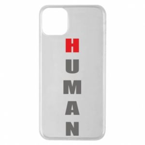 Etui na iPhone 11 Pro Max Human