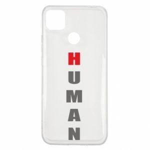 Etui na Xiaomi Redmi 9c Human
